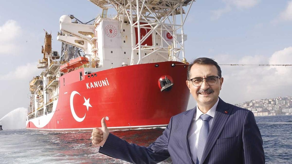 Bakan Dönmez: Akdeniz'de sondaj durmadı, ümit verici sonuçlar aldık