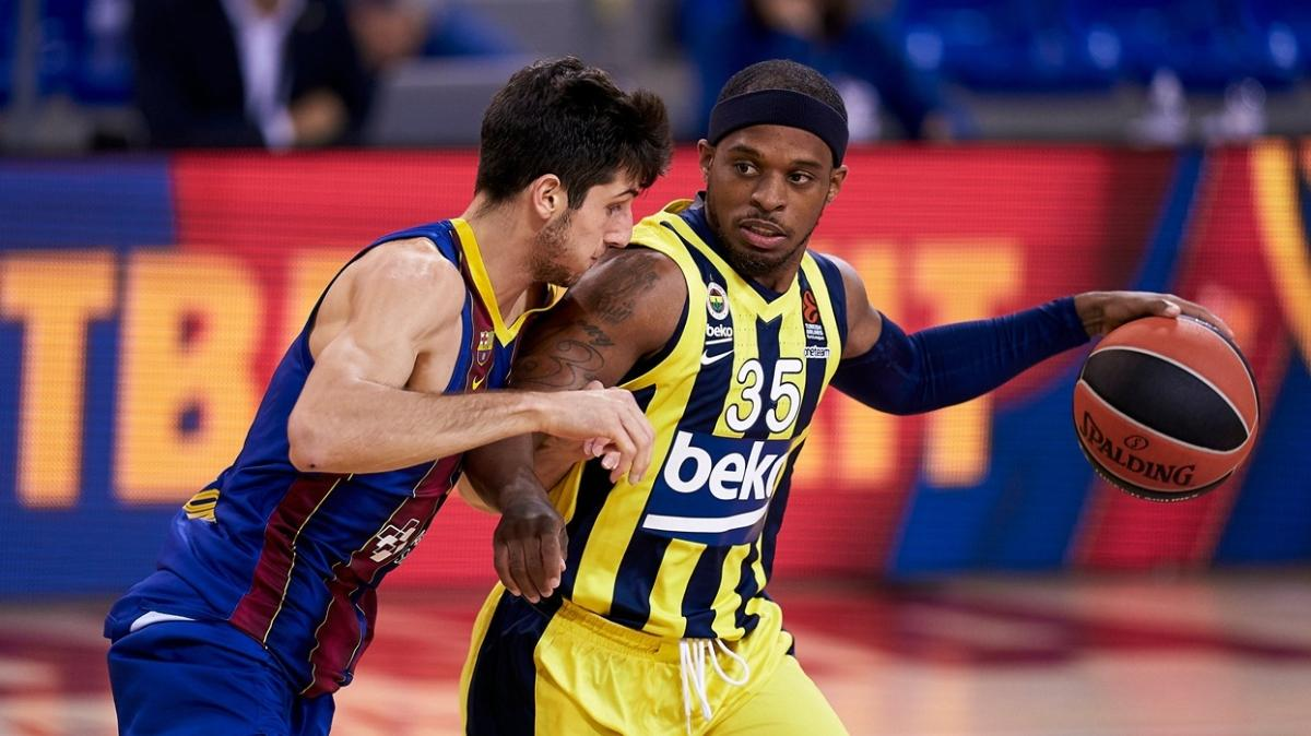 Fenerbahçe Beko deplasmanda Barcelona'ya 97-55 mağlup oldu