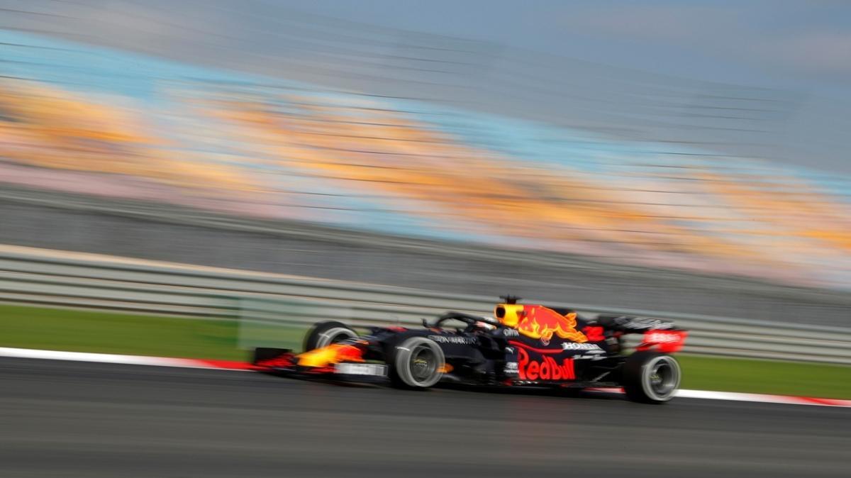 Formula 1 Türkiye Grand Prix'sinde ilk antrenman turları yapıldı