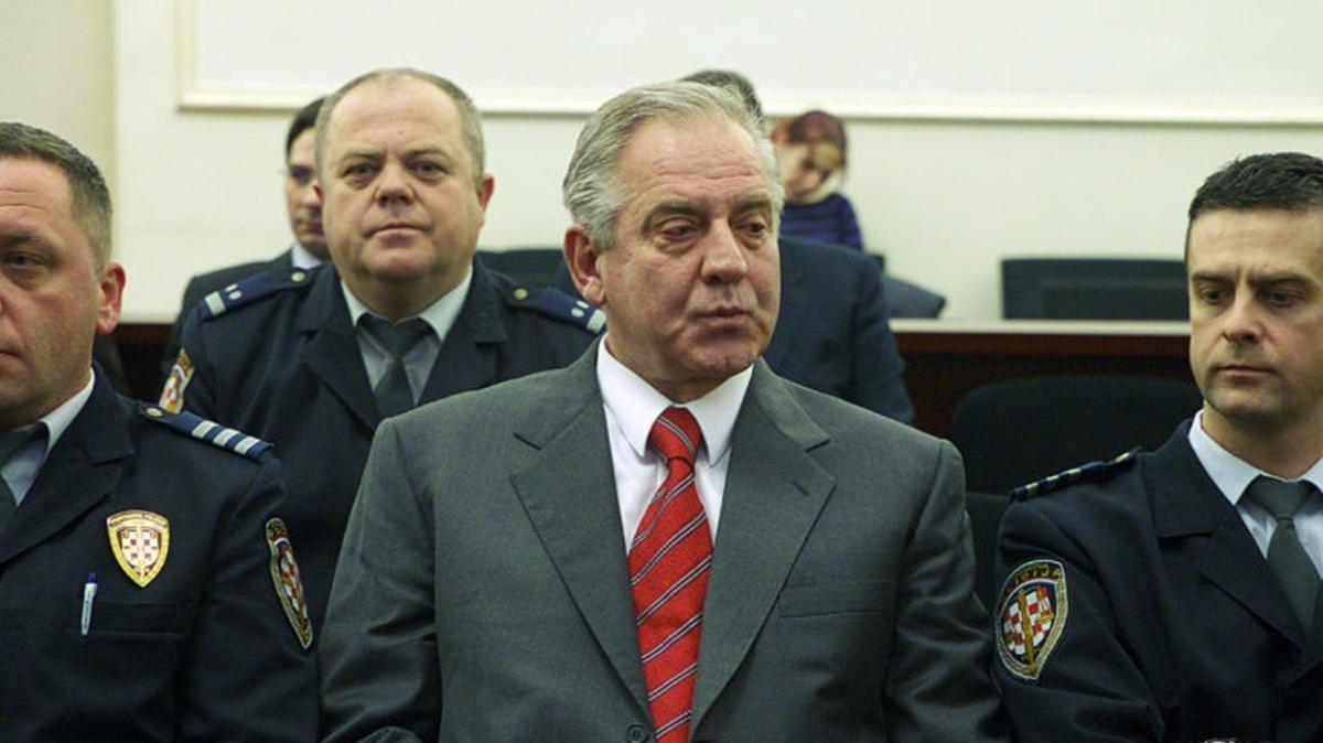Hırvatistan tarihindeki en büyük yolsuzluk davası... Eski Başbakan hapis cezasına çarptırıldı