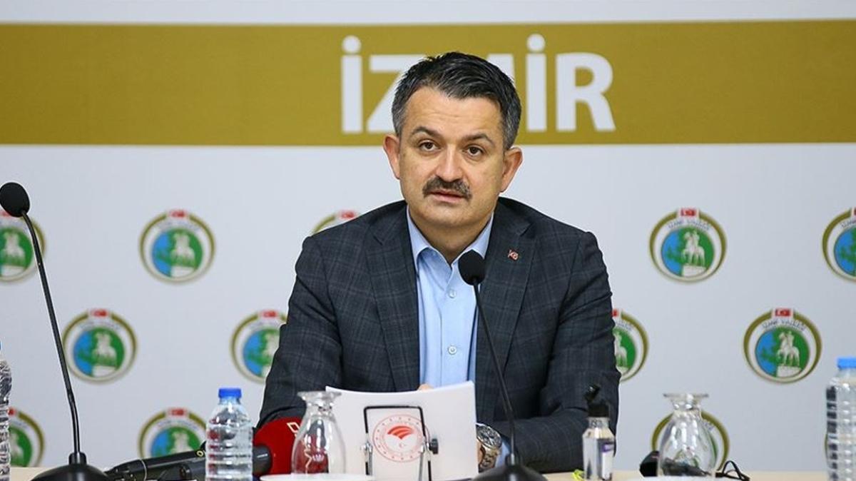 Tarım ve Orman Bakanı Pakdemirli: İzmir depreminde yaralanan 10 vatandaşımızın tedavisi hastanede sürüyor