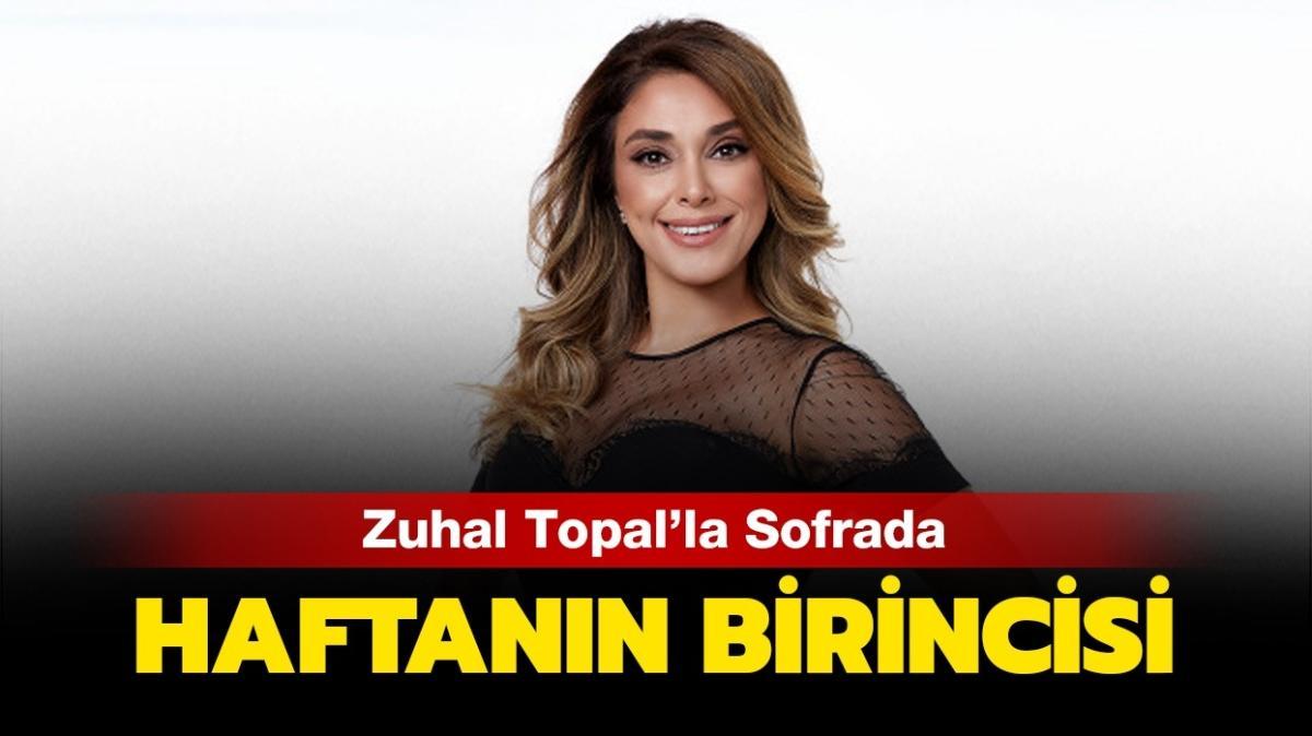 """Zuhal Topal'la Sofrada 13 Kasım haftanın birincisi kim oldu"""""""