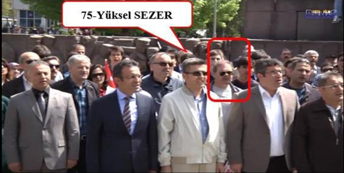 3 yıldır aranan FETÖ'cü emniyet müdürü Yüksel Sezer Ankara'da yakalandı