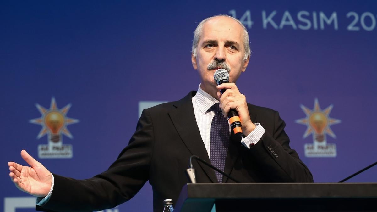 AK Parti Genel Başkanvekili Kurtulmuş: Çok daha güçlü bir şekilde yolumuza devam edeceğiz