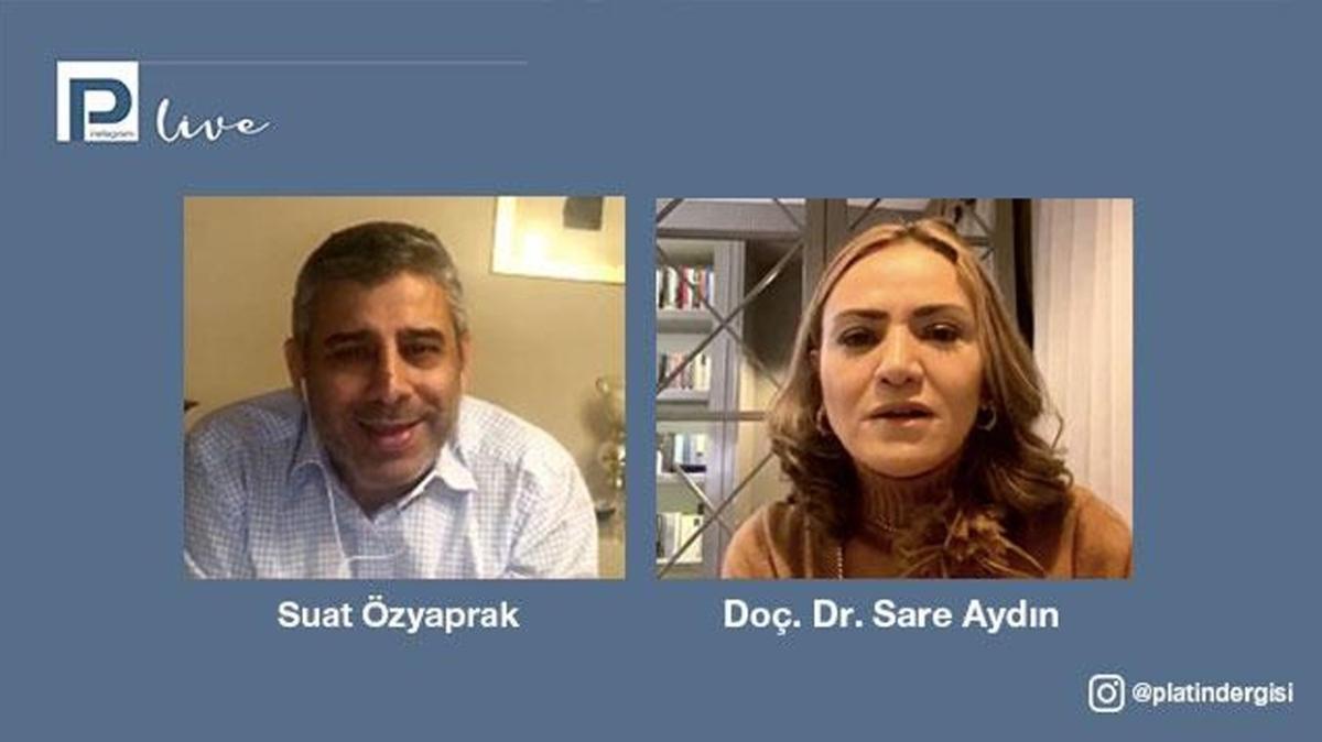 """Doç. Dr. Sare Aydın: Hayatın yarısı kadınlardan oluşuyor, masada neden yokuz"""""""