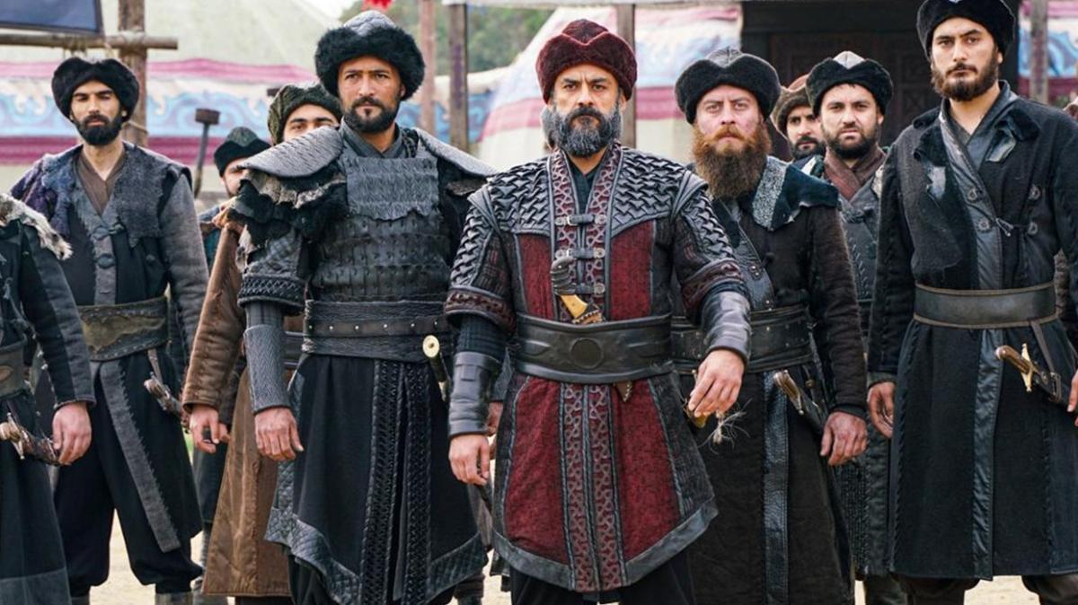 Kuruluş Osman'ın Savcı Bey'i Kanbolat Görkem Arslan: Savcı Bey duygudan çok düşünceyle hareket ediyor