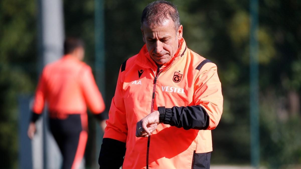 Abdullah Avcı'nın Trabzonspor'a oynatacağı sistem belli oldu