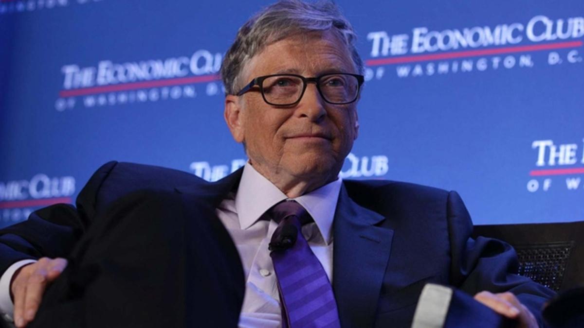 Bilişimin dahisi Gates'ten koronavirüs aşısı için 70 milyon dolarlık fon