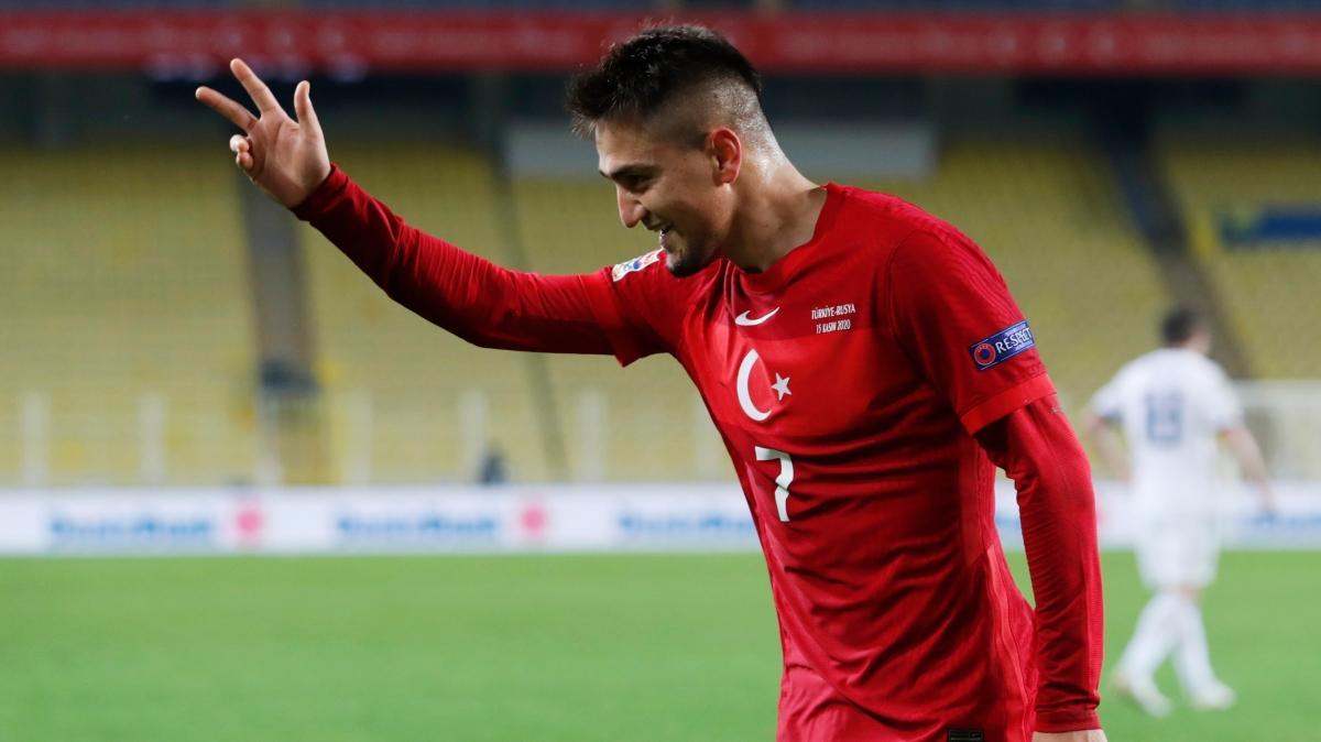 Cengiz Ünder: Türkiye'yi gururlandıracağım
