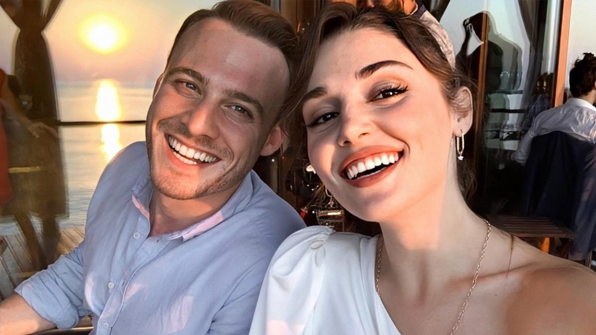 Kerem Bürsin'den partneri Hande Erçel'le aşk ve evlilik iddialarına yanıt: Öyle bir şey olduğunu sanmıyorum