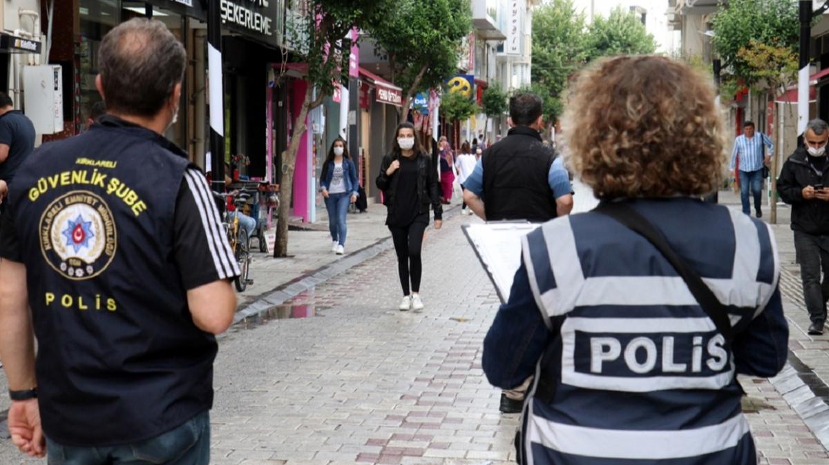 Kocaeli'de Kovid-19 denetimi: 319 kişiye para cezası kesildi