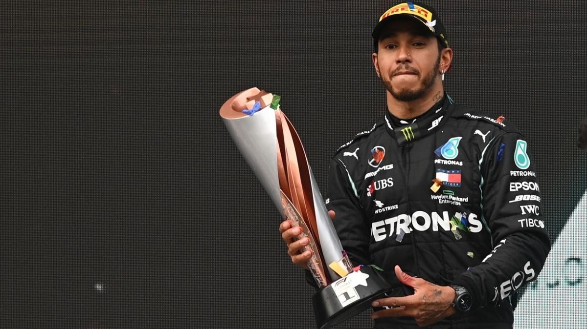 Lewis Hamilton, Mercedes ile Formula 1 rekorlarını altüst etti