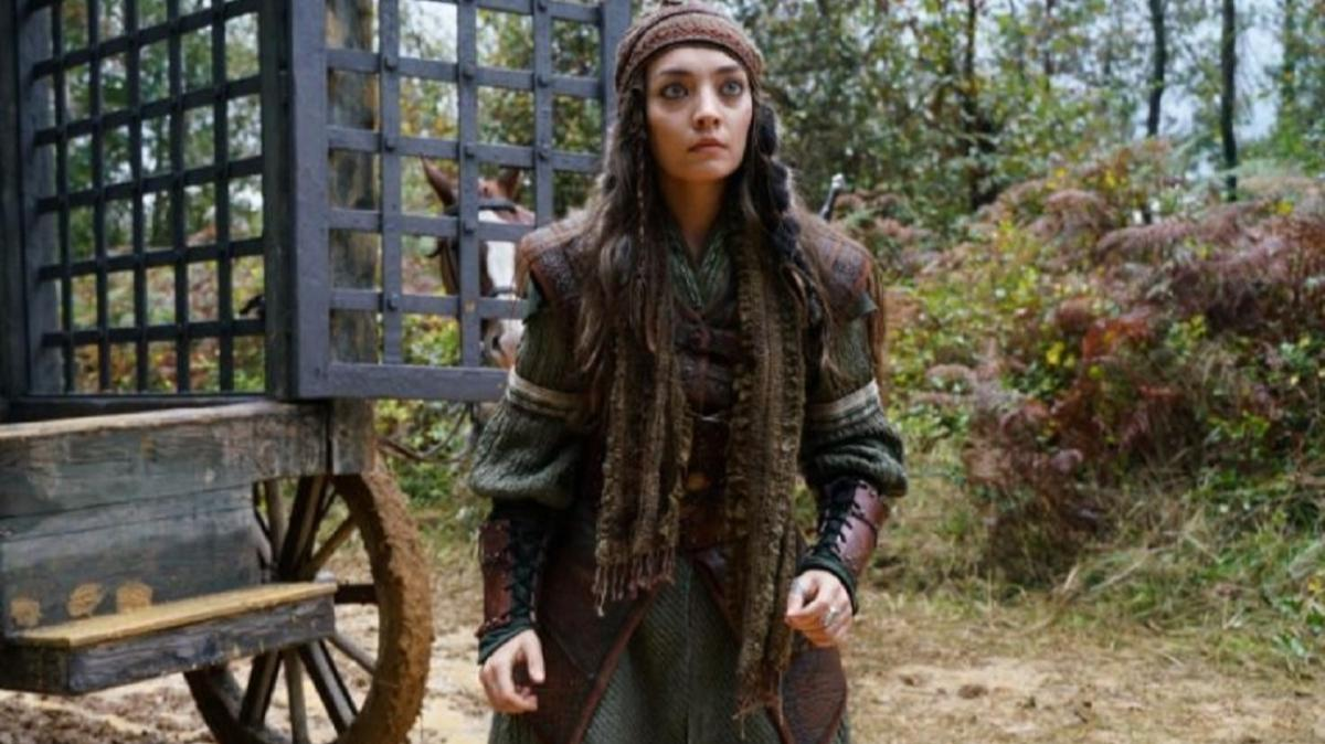 Afili Aşk'ın Ceyda'sı Zeynep Tuğçe Bayat Kuruluş Osman kadrosunda