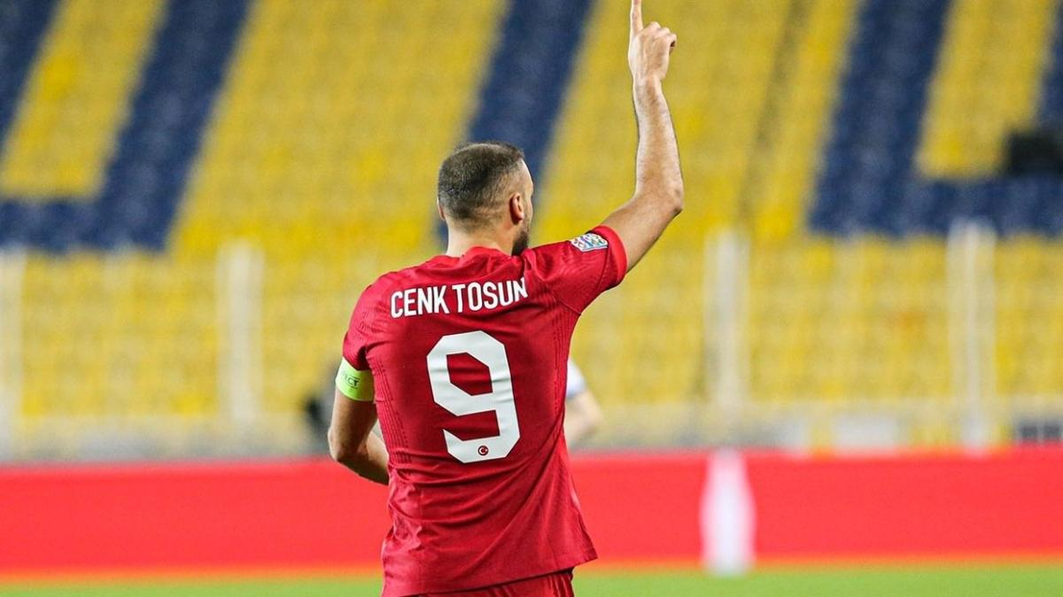 Cenk Tosun'dan tarihe geçen gol! Arda'yı geçti...