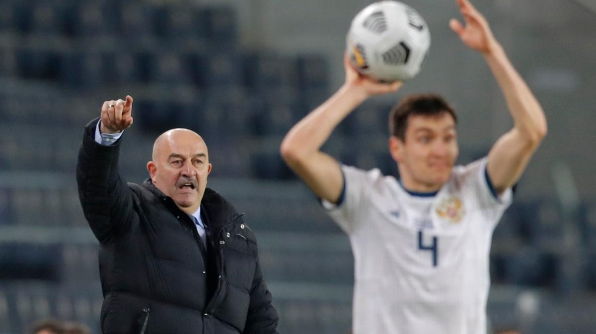 Stanislav Cherchesov: Kırmızı karta kadar her şey iyiydi