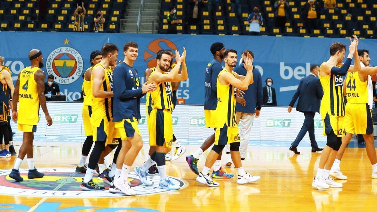 Fenerbahçe Beko, TDS Baskonia'ya konuk oluyor