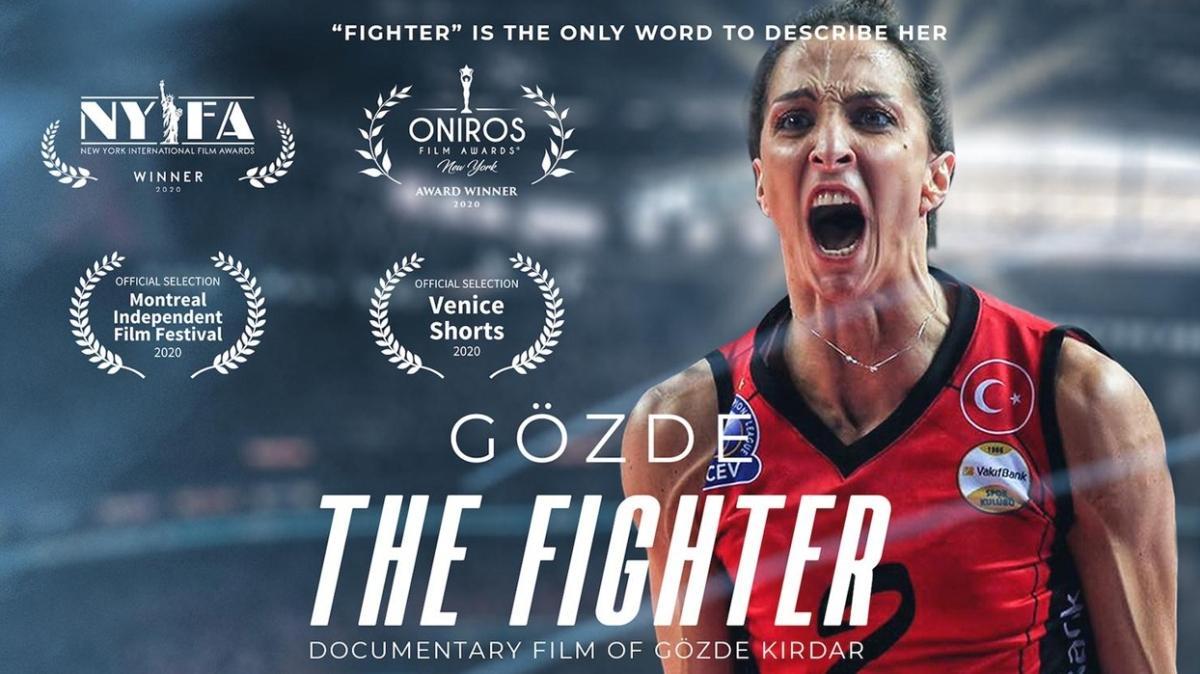 'Gözde The Fighter'a ABD'den 2 ödül birden