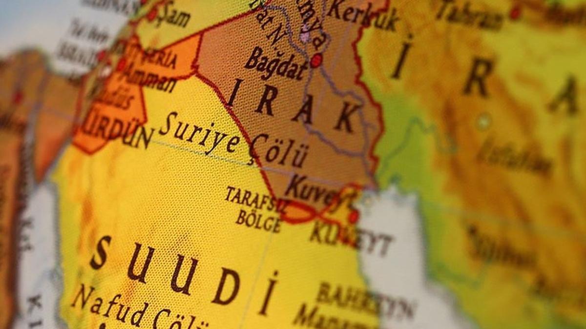 Irak'ta su yetersizliğinden Suudi Arabistan tarım yatırımı yapmayacağını açıkladı