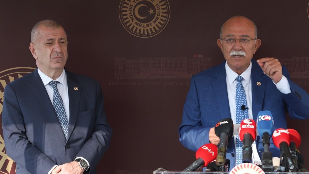 Son dakika haberi... İYİ Parti Adana Milletvekili Koncuk, istifa etti