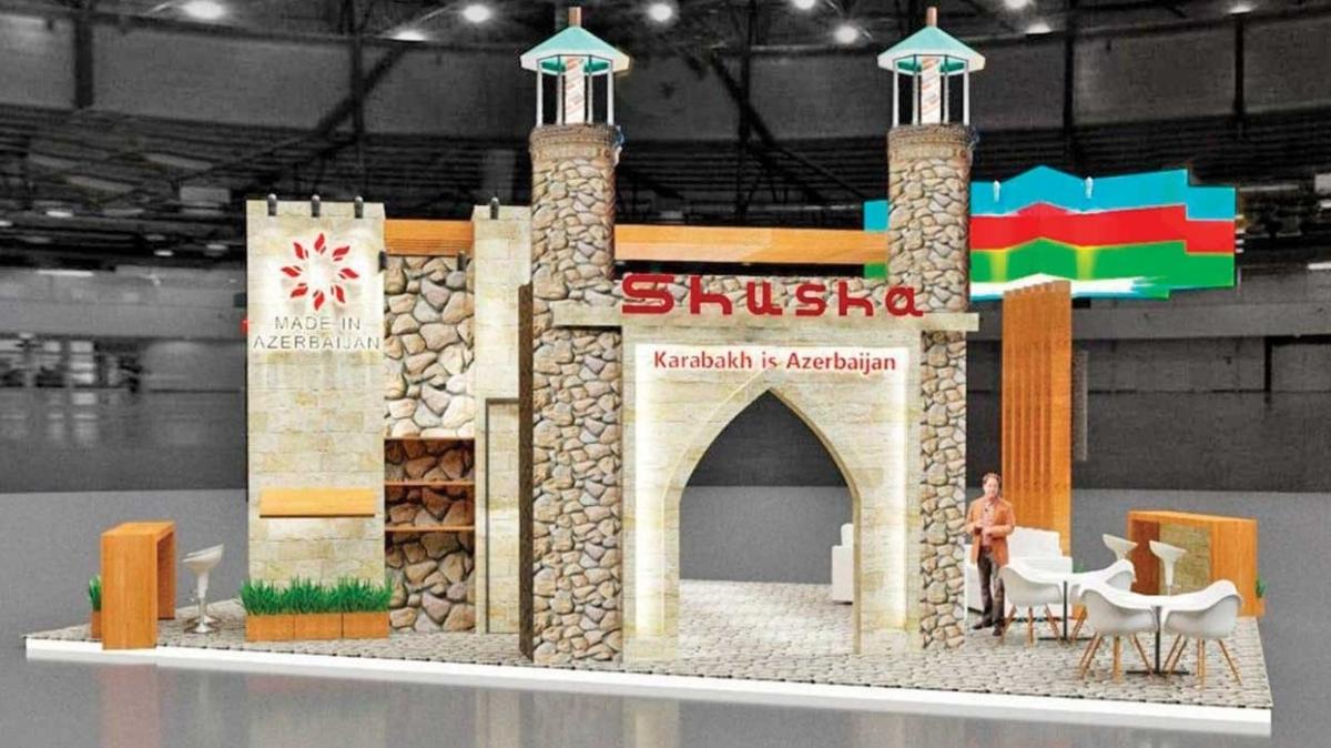 Karabağ'dan 'MÜSİAD EXPO'da yatırım çağrısı