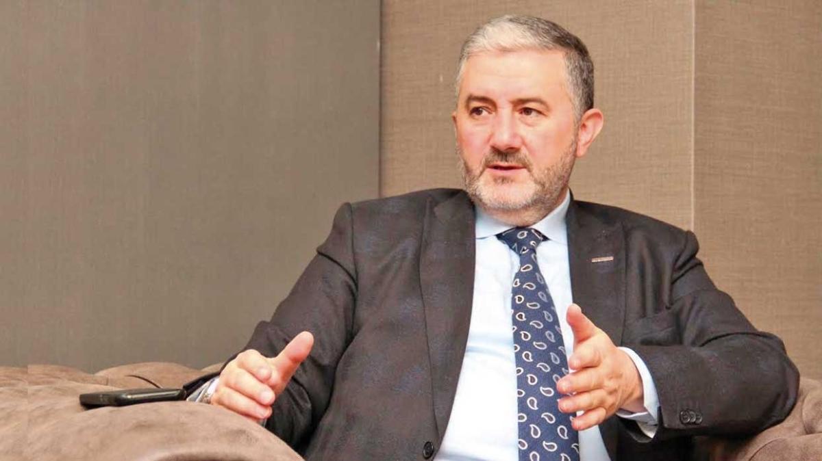 MÜSİAD Başkanı Abdurrahman Kaan: Mühendis ilanına 500 kaynakçıya 1 başvuru