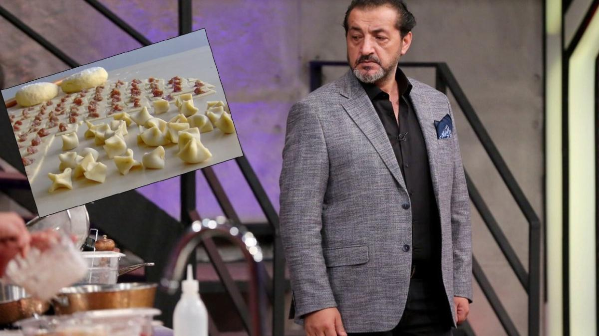 Şef Mehmet Yalçınkaya'dan mantının püf noktaları