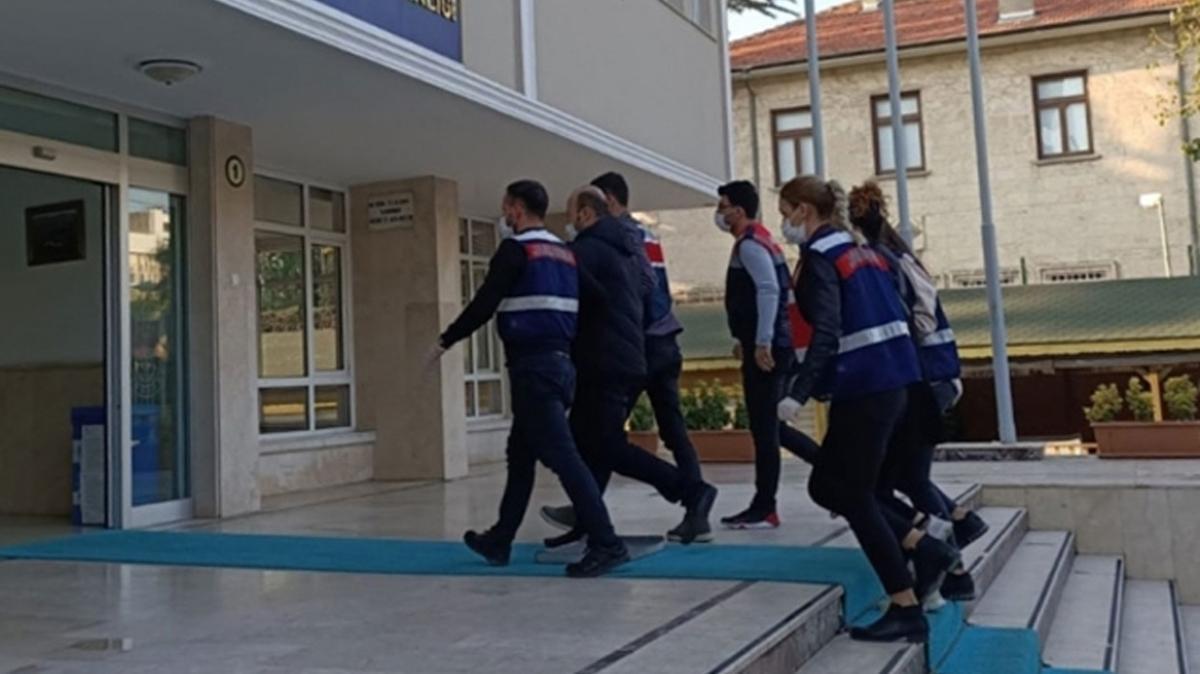 Terör örgütünün sözde Münbiç asayiş genel müsteşarı yakalandı