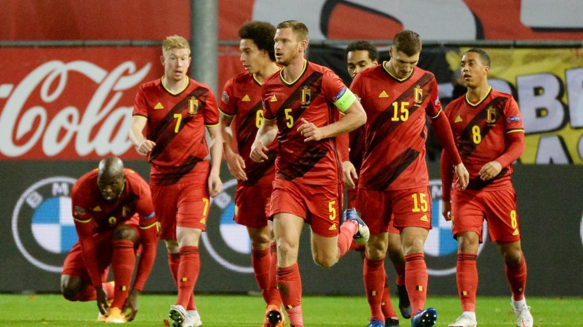 UEFA Uluslar Ligi'nde 5. hafta sona erdi