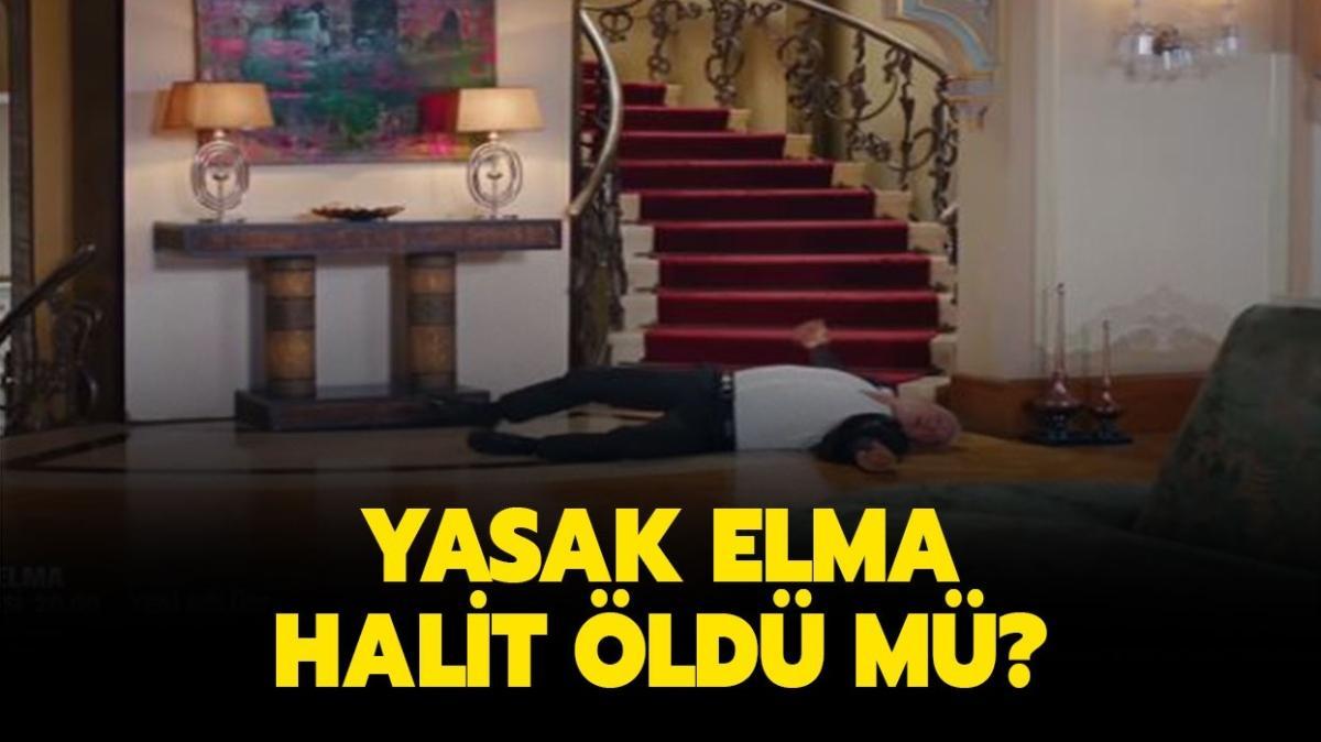 """Yasak Elma Halit öldü mü, Talat Bulut diziden ayrıldı mı"""" Yasak Elma 86. bölüm fragmanı yayında!"""
