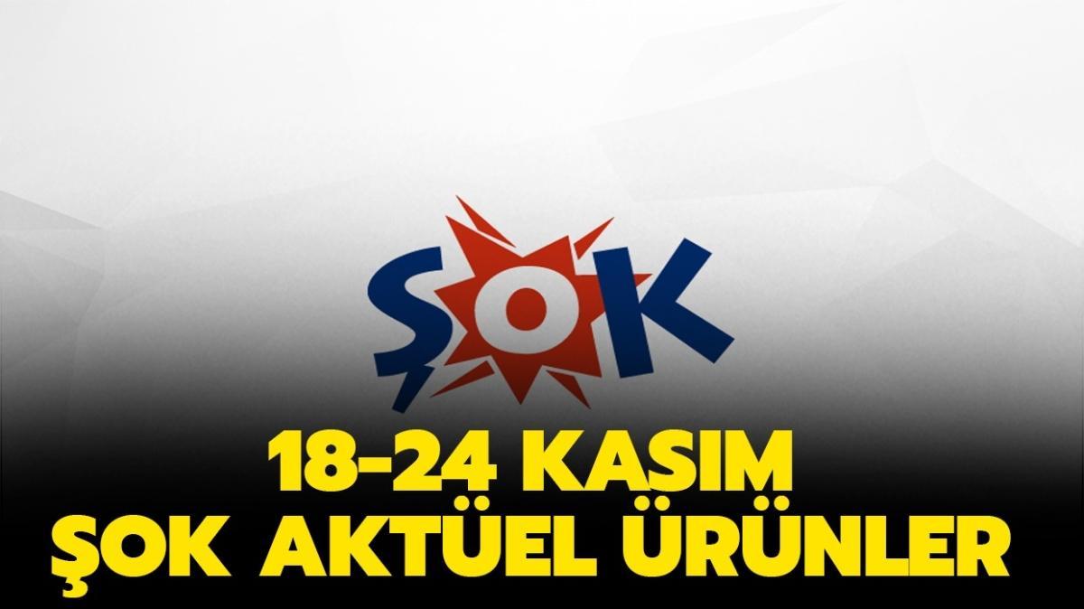 """18 Kasım 2020 ŞOK aktüel ürünler kataloğu: Bugün ŞOK markette neler var"""""""