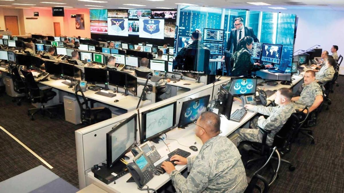 ABD ordusundan 'uygulama'lı fişleme