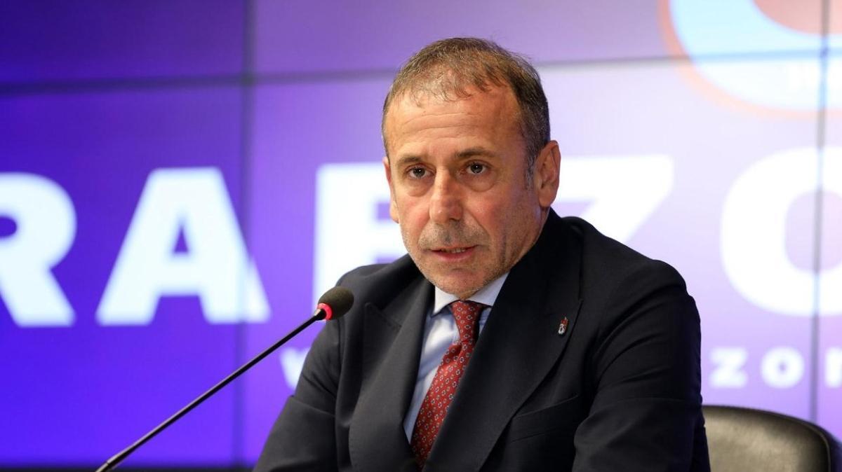 Abdullah Avcı: Takım savunmamız sıkıntılı olmasa geçen sezon şampiyonluk gelirdi
