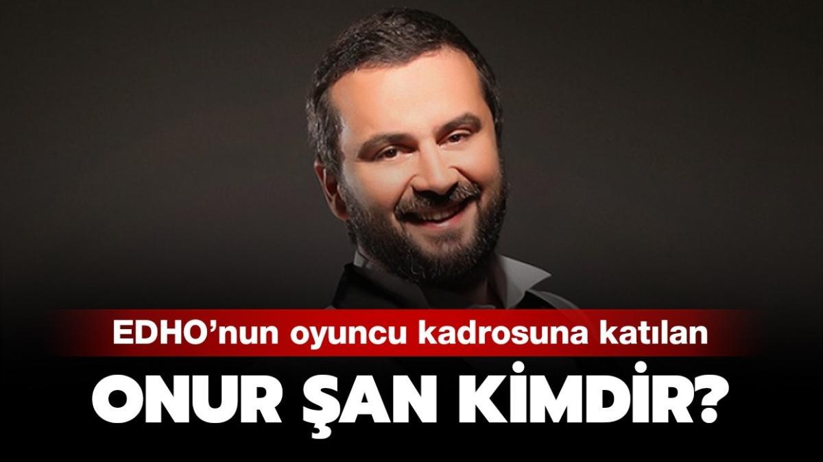 """Onur Şan kimdir, kaç yaşında"""" Onur Şan Eşkıya Dünyaya Hükümdar Olmaz'da yer aldı!"""