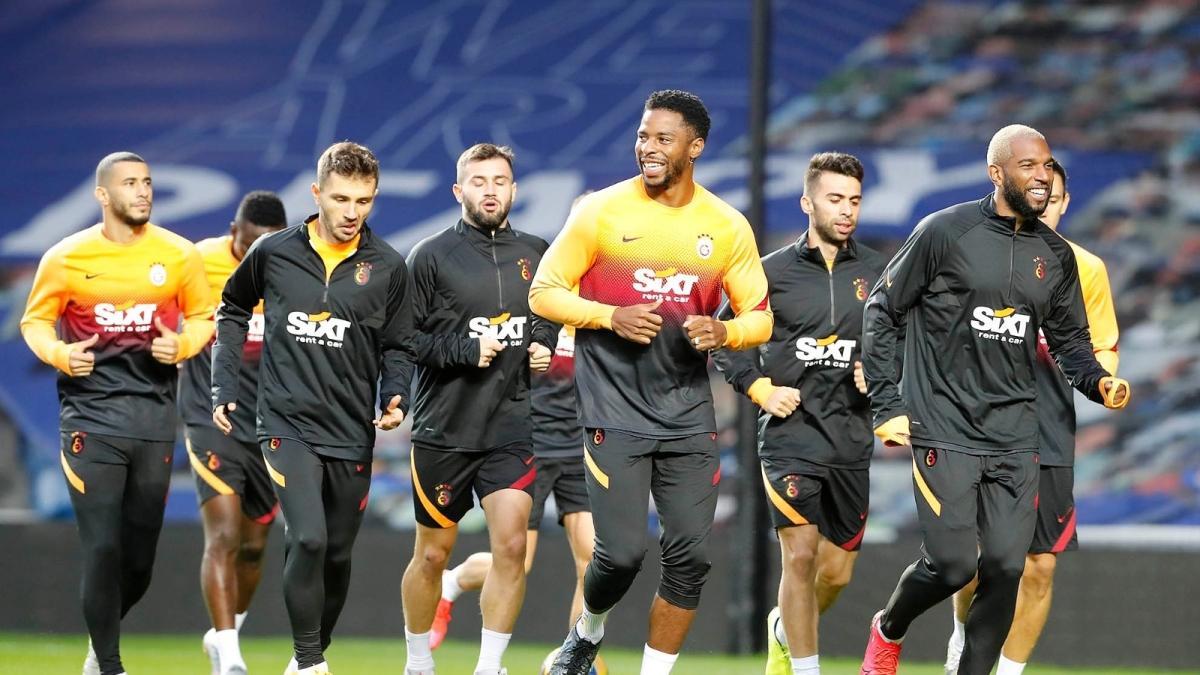 Galatasaray'da antrenman koronavirüs vakaları sebebiyle iptal