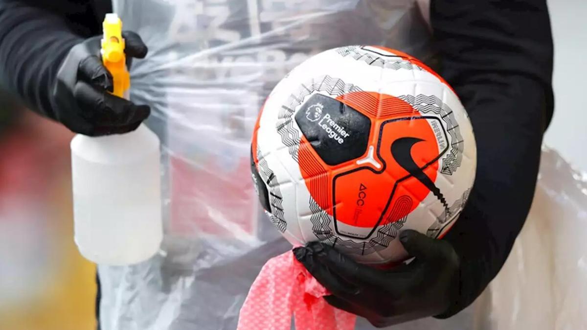 İngiltere Premier Lig'de 16 kişi daha koronavirüse yakalandı