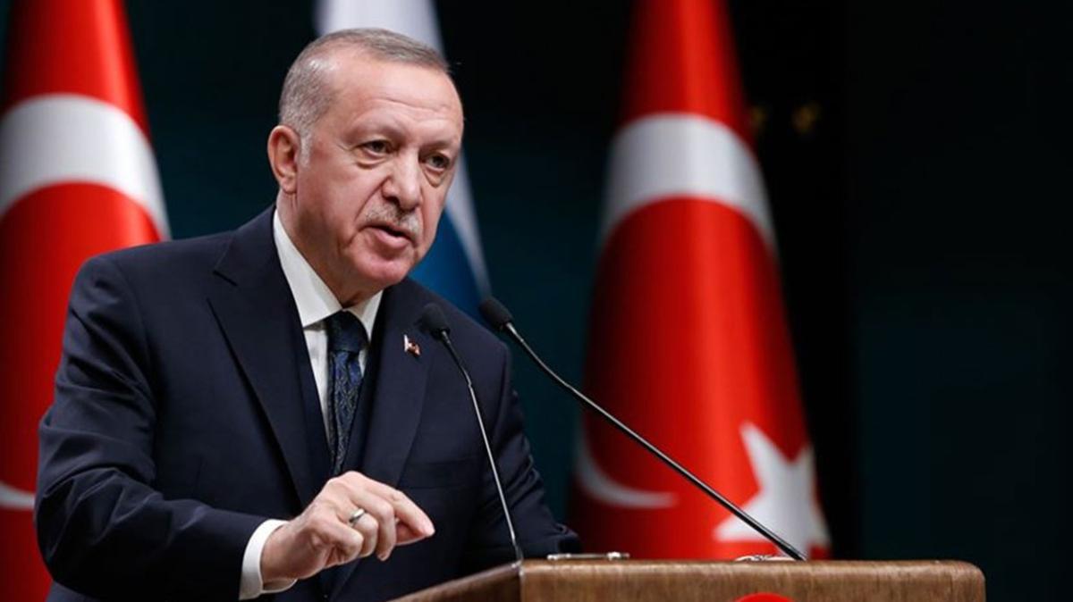 Cumhurbaşkanı Erdoğan açıklamaları: İşte yeni koronavirüs önlemleri...