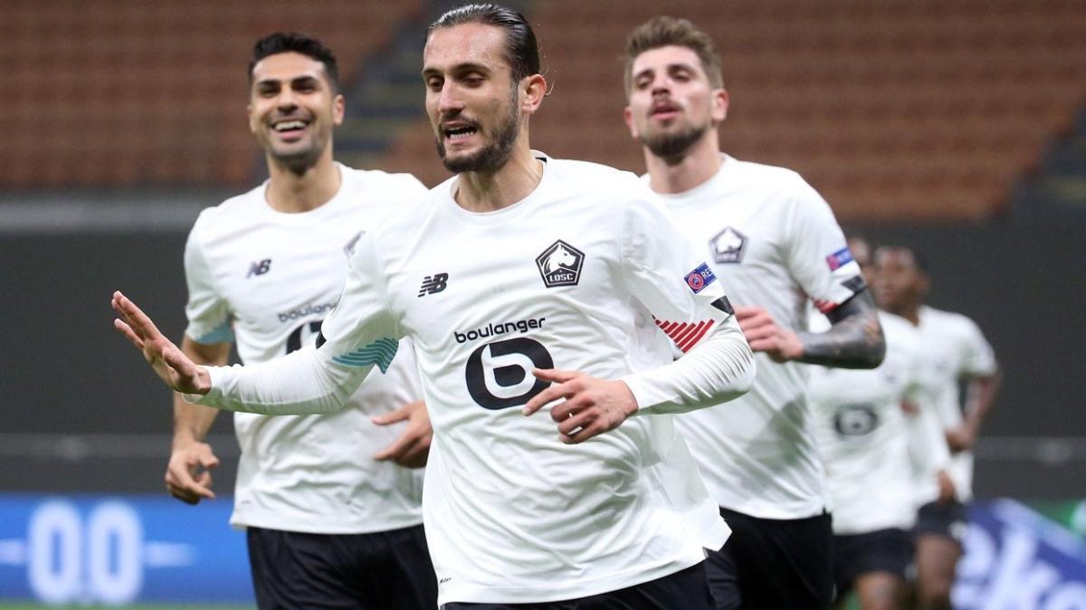 Lazio'nun ilk hedefi Yusuf Yazıcı olacak
