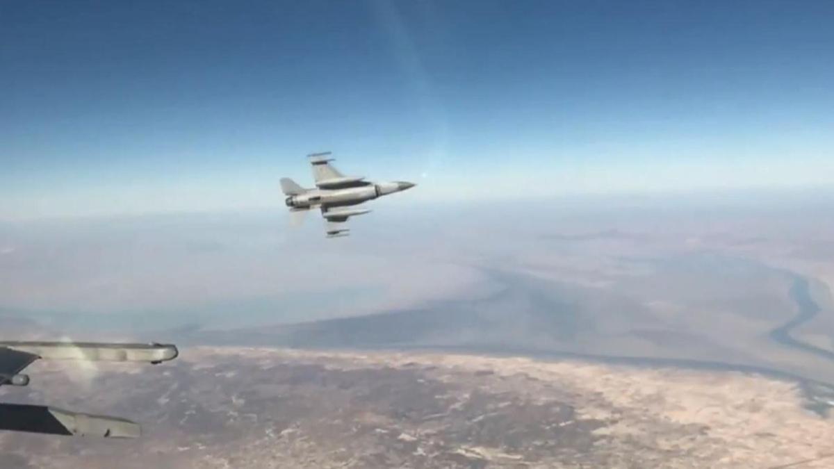 Milli Savunma Bakanlığı NEXUS ACE görevinin icra edildiğini duyurdu