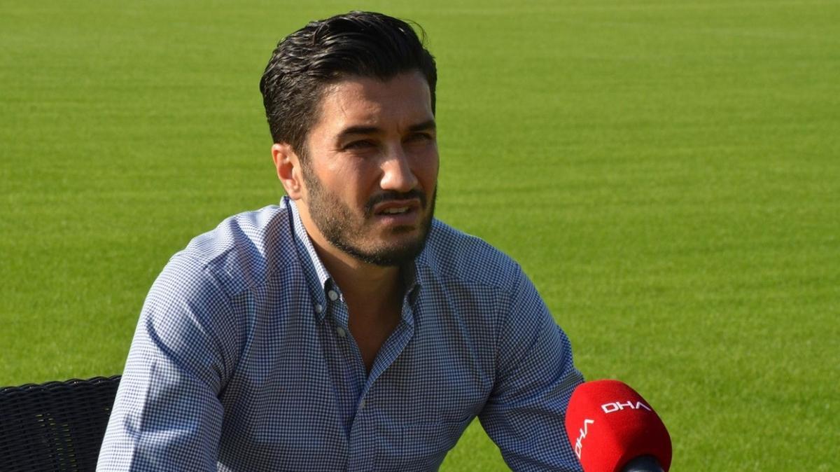 Nuri Şahin: Şampiyonlar Ligi'ni kazansaydım hiçbir eksiğim olmayacaktı