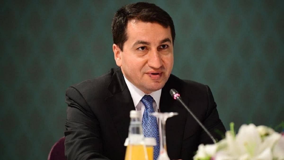 Twitter, Azerbaycan Cumhurbaşkanı Yardımcısı Haciyev'in hesabını askıya aldı
