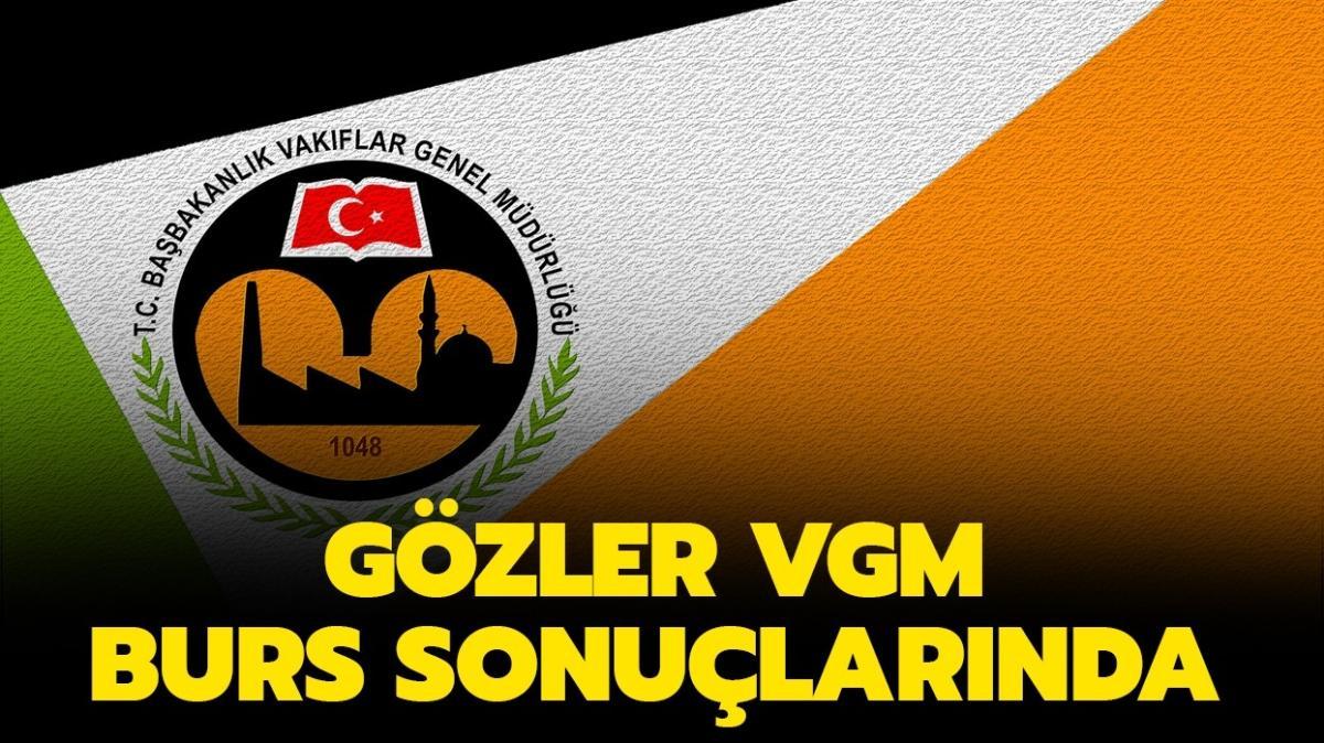 """VGM burs sonuçları 2020 ne zaman açıklanacak"""" VGM burs sonuç tarihi belli mi"""""""