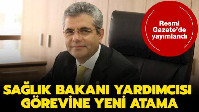 Başkan Erdoğan imzaladı: Sağlık Bakanı Yardımcısı Güven'in yerine, Aydın atandı