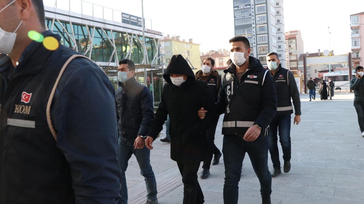FETÖ operasyonunda gözaltına alınan 48 şüpheli itirafçı oldu
