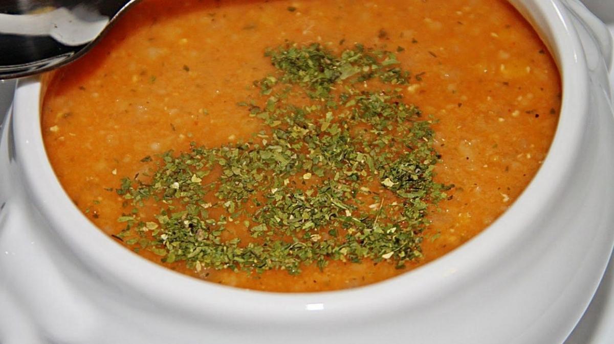 Kış ayına özel kolay ezogelin çorbası tarifi