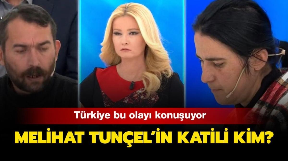 Melihat Tunçel cinayeti Türkiye'nin gündemine oturdu! Müge Anlı açık açık sordu