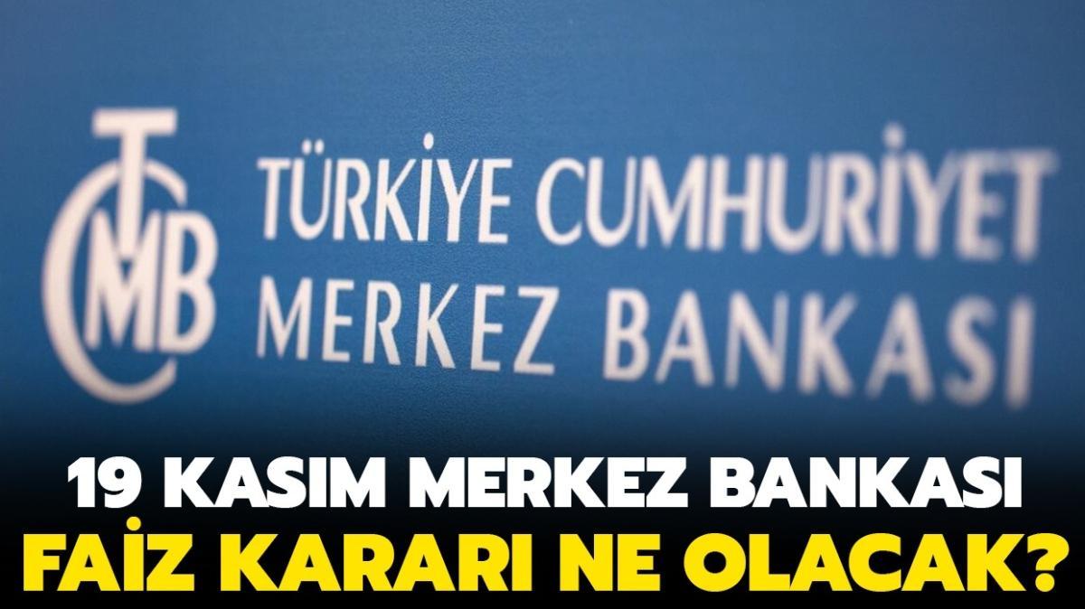 """Merkez Bankası faiz kararı açıklandı: Merkez Bankası faiz kararı nedir"""""""