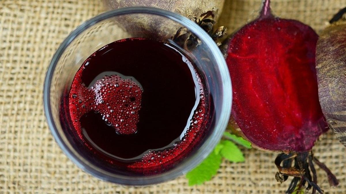 Mutfaktaki şifa: Kırmızı pancar! Kırmızı pancarın faydaları