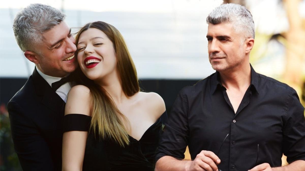 Özcan Deniz eski eşi Feyza Aktan'a oğluyla yanıt verdi: Baban elinden geleni yapacak!