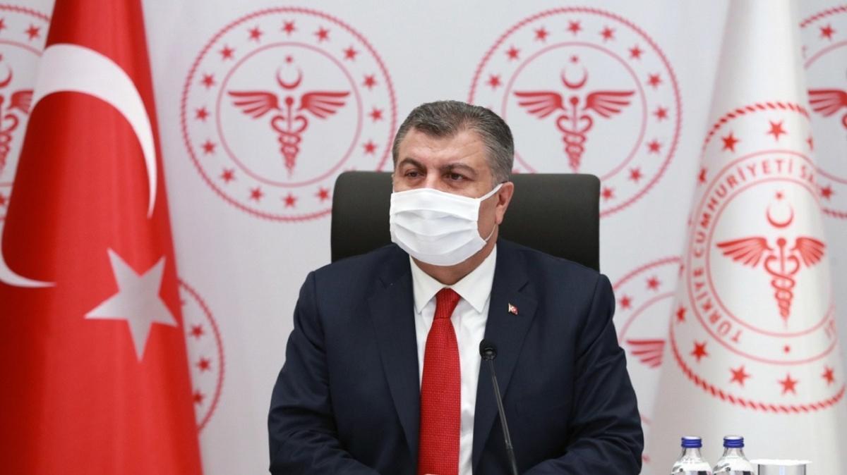 Sağlık Bakanı Koca sigara uyarısında bulundu