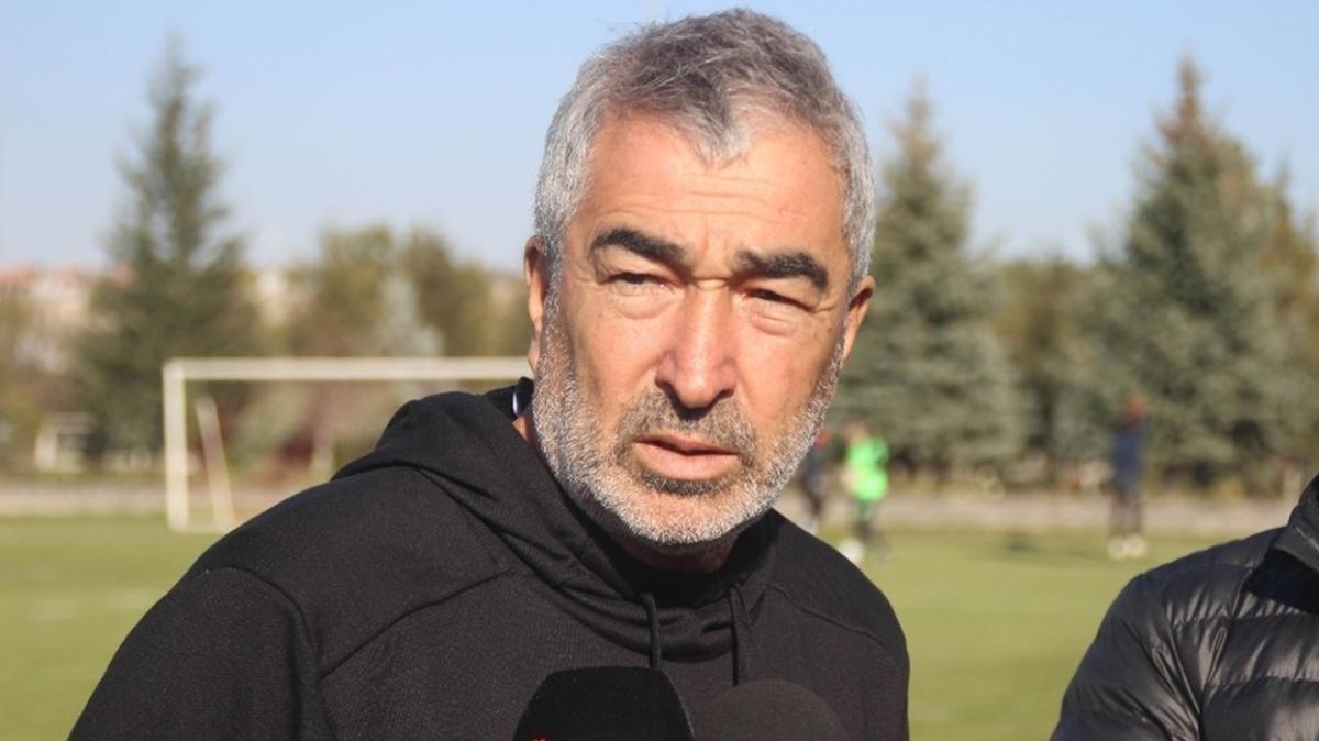 Samet Aybaba: Skor ve oyun olarak Galatasaray maçı iyi geçecektir